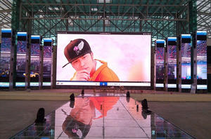 China P2.5 indoor full color LED screen supplier